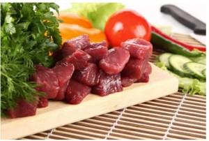 Диеты с овощами и мясом