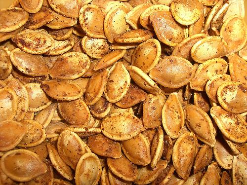 recipe: healthy pumpkin seeds [16]