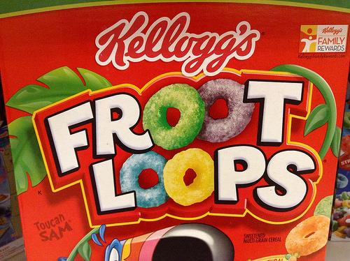 Froot Loops photo