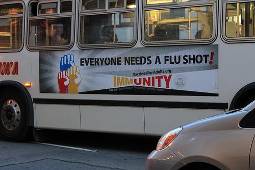 flu shot photo