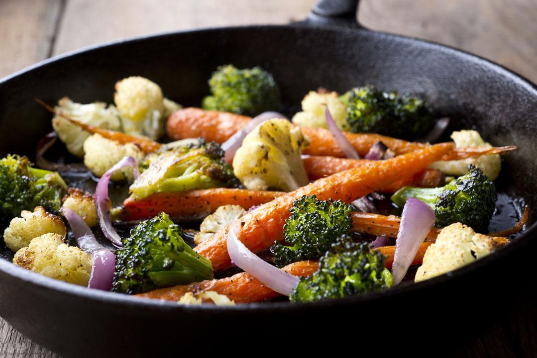 verduras italianas asadas