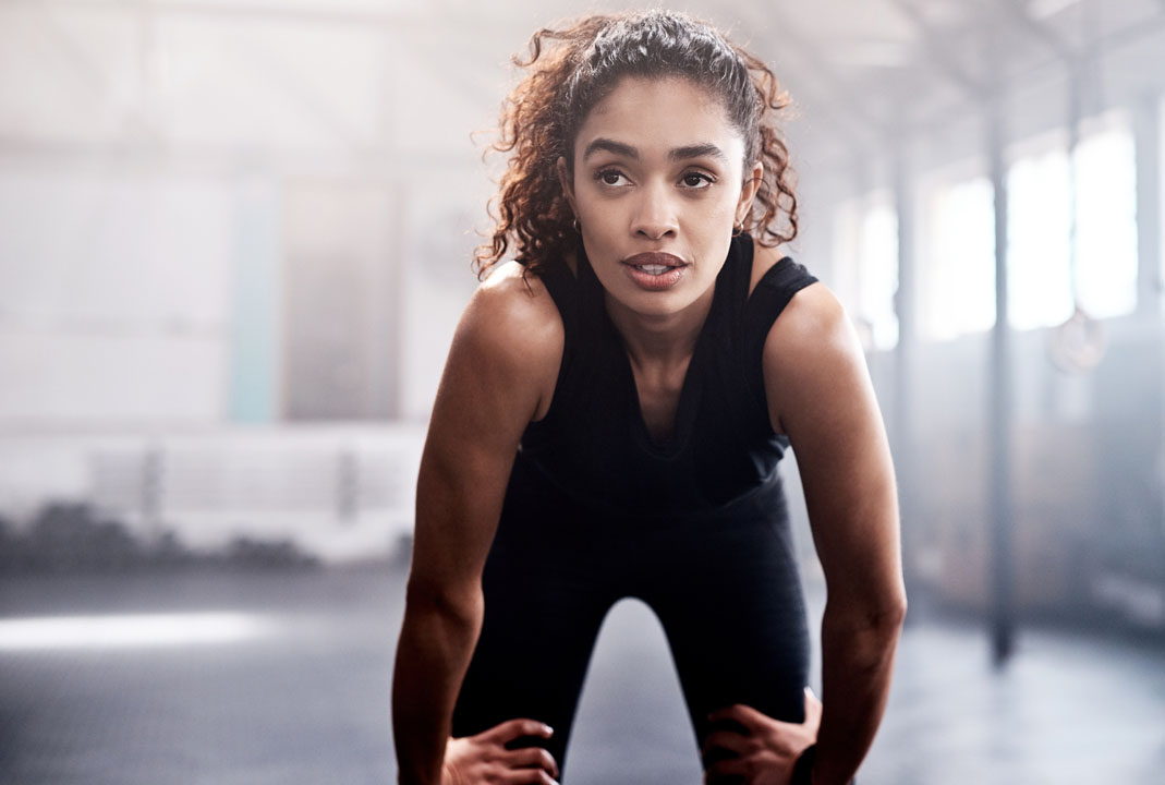 woman working out looking for answers to inflammation