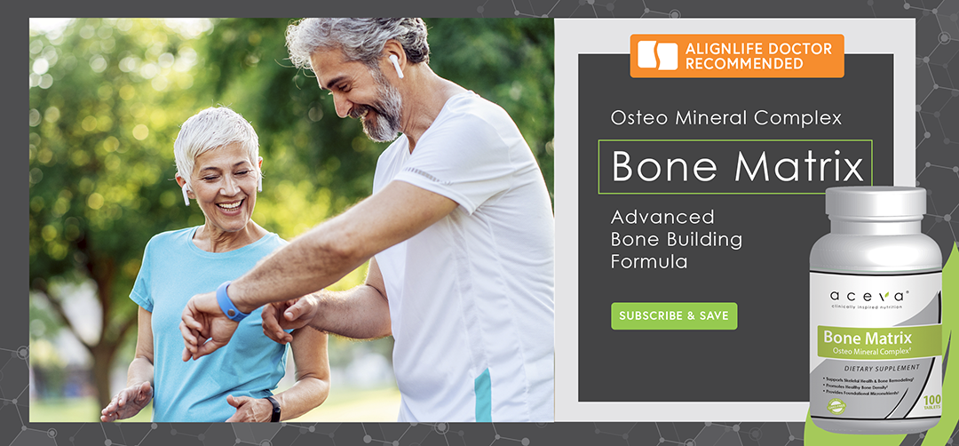 Aceva Bone Matrix - Bone Health