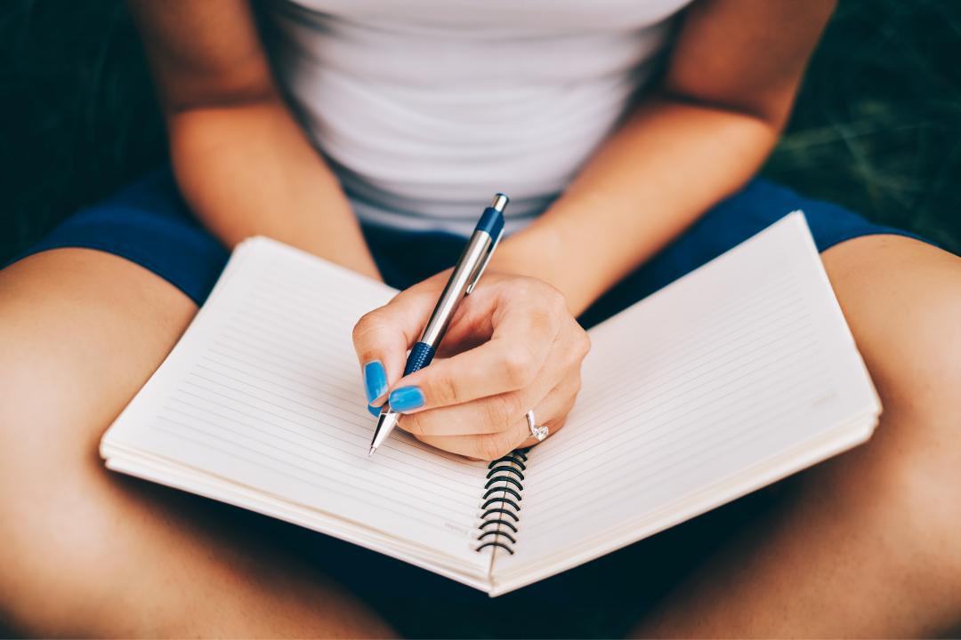 Journaling Healthy Mindset
